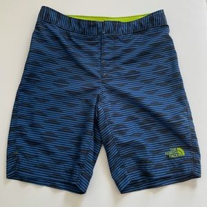 North Face bathing suit, boys